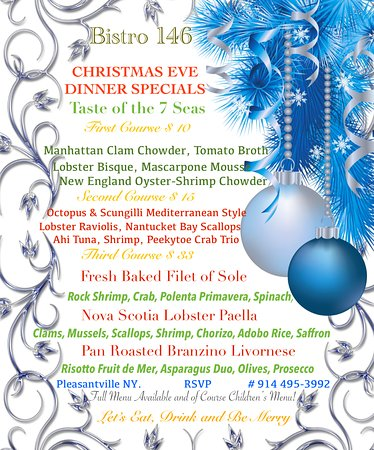 Christmas Eve 2020 7 Fishes Westchester County Ny The Taste o the 7 Fishes for Christmas Eve! A Marvelous Menu