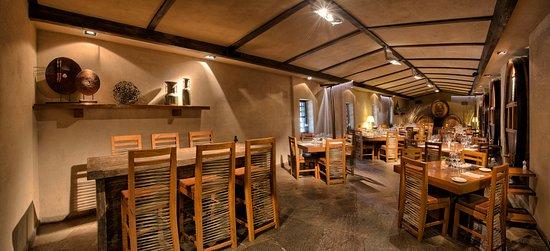 Restaurant La Vid un espacio moderno de diseño