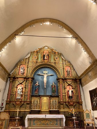 San Carlos Borromeo de Carmelo Mission: San Carlos Borromeo de Carmelo Mission