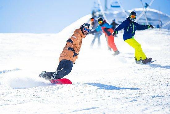 Meribel Ski Resort, France: Advanced lesson
