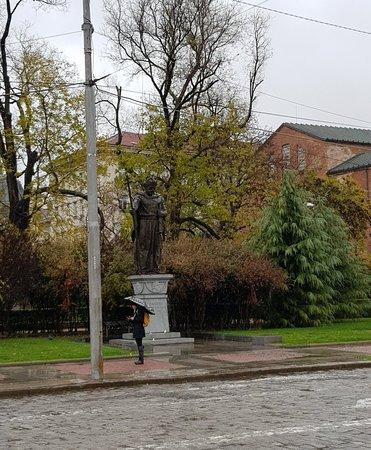 Monument To Tsar Samuil