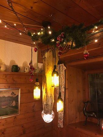 Weihnachtszauber beim Hinterwirt