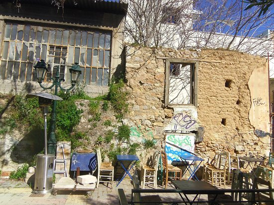 Discover the out off the beatn track hidden spots in Athens