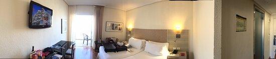 Schönes Hotel - tolle Lage, nette Atmosphäre, gutes Essen