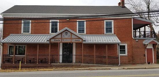 New Windsor, MD: Main entrance