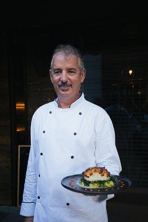 Chef Hervé Tassigny