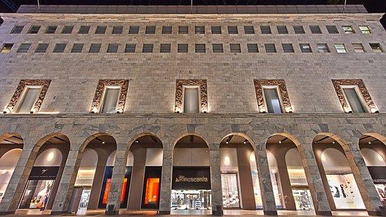 Great Store At Duomo Review Of Rinascente Milano Milan