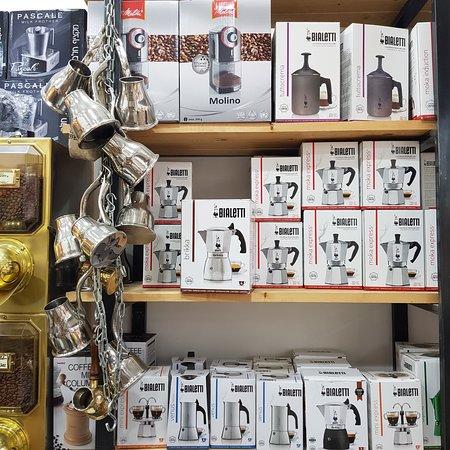 Coffee Market - Mahane Yehuda Market