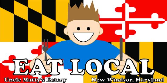 New Windsor, MD: Eat Local
