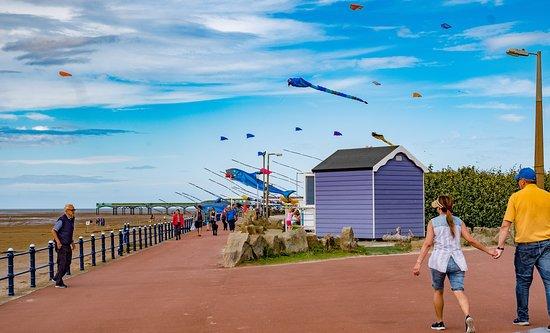 St. Annes Beach Huts
