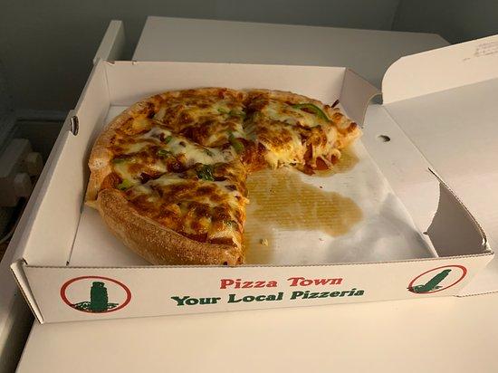 Pizza Town Sudbury Restaurant Reviews Photos Phone