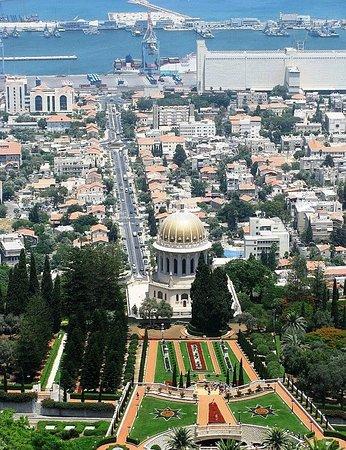 Bahai Gardens. 🌷 🌹 💐 Haifa. Israel