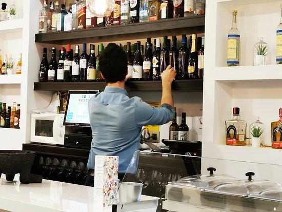 Chilango Bilbao, bar de pintos y platillos mexicanos.