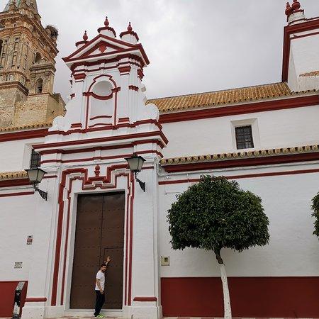 Escacena del Campo, Испания: Iglesia del Divino Salvador.