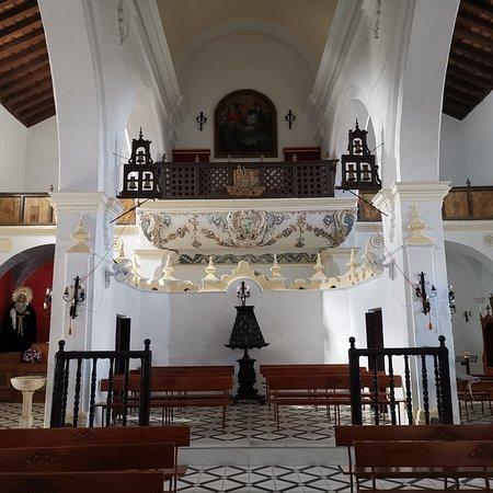 Escacena del Campo, Испания: Coro, Iglesia Divino Salvador.