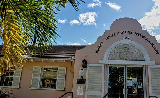 תמונה מMonroe County Public Library Key West Branch