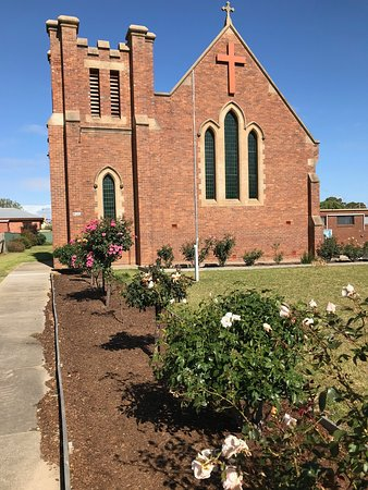 St James Anglican Soldiers Memorial Church