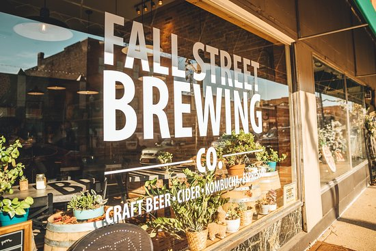 Chamber will host ribbon cutting ceremony for Fall Street Brewing