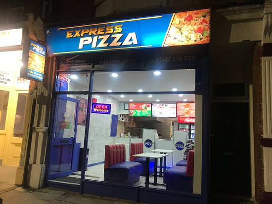 Express Pizza Herne Bay Restaurant Reviews Photos