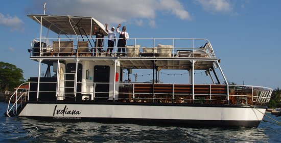 Ocean Adventure Day Out Sandbank Gefängnisinsel Schnorchelkreuzfahrt: The friendly crew and the boat