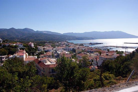Samos, Grécko: Ormos Marathokampou