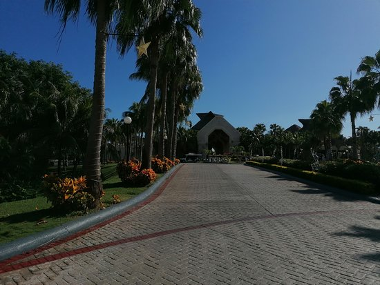 Nice luxury resort