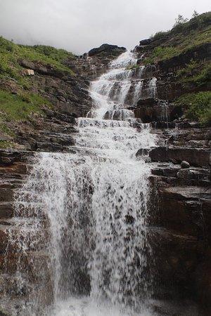 Nice waterfall