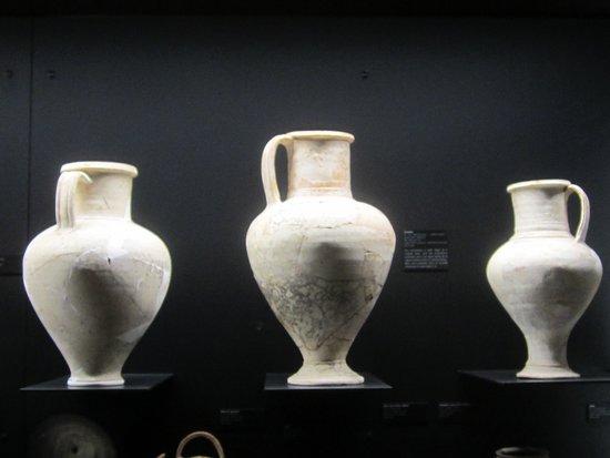 Musée Emile Chénon - Archéologie Gallo-Romaine. Vue 112. Trois Belles Cruches. Châteaumeillant Mediolanum.