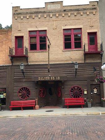 Saloon #10 American Whiskey Bar, Deadwood, South Dakota