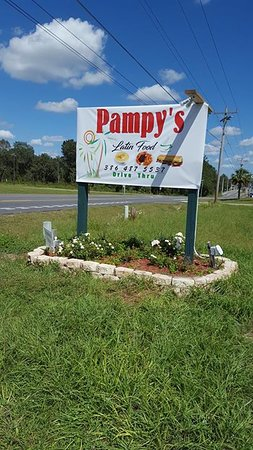 Lake City, FL: Pampy's Latin Food is a Cuban Restaurant.