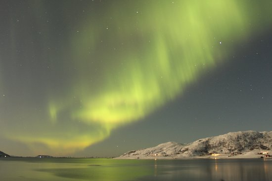 Small-Group Aurora Hunt Northern Lights Tour from Tromso – fotografia