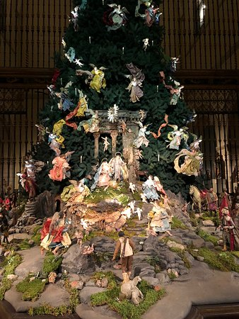 Holidays at the MET