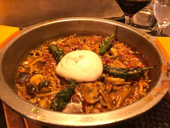 Duck Paella