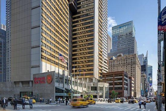 Honeymoon Hotel Review Of Sheraton New York Times