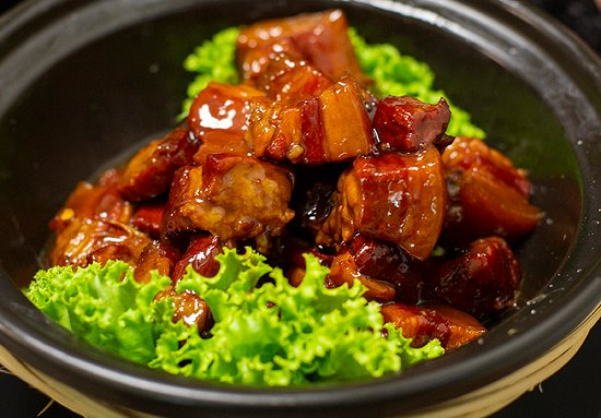 Signature Dish -  Braised Pork in Brown Sauce