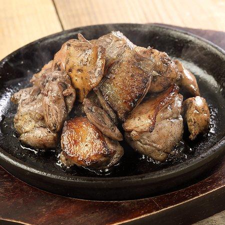 新得地鶏ミックス焼き(シーソルト)