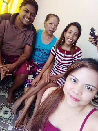 Puerto Princesa, Philippinen: With my family