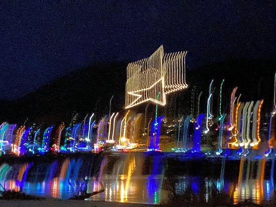 Star of Bethlehem over Palmer Lake