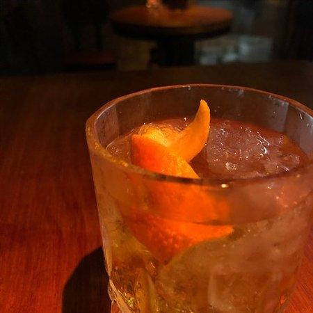 Smoked Cocktail