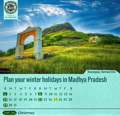 Barwani, Индия: Misty landscapes, picturesque hillocks, and marvelous lakes are what await you all over Madhya Pradesh during the winter months. This is the season when you get to explore the beauty all around. This winter, plan your holidays in Madhya Pradesh and fall in love with the natural beauty found in abundance here. Visit now: mptourism.com  #MPTourism #MadhyaPradesh #HeartOfIndia Incredible India