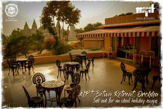 A stay at MPT Betwa Retreat is sure to win your hearts for its amazing location, ambiance, and hospitality. Just sit back and relax adoring the natural surroundings or enjoy a piping hot cup of coffee/tea in the balcony enjoying the spectacular view of the famous chhatris of Orchha. So book accommodation here and look forward to settling in the much-needed break. Book now: bit.ly/BetwaRetreat  #MPTourism #MadhyaPradesh #HeartOfIndia