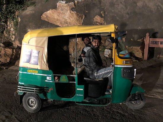 Independent Tuk Tuk Safari