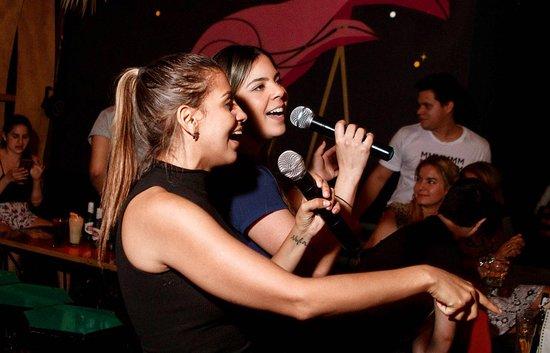 Miercoles de Karaoke