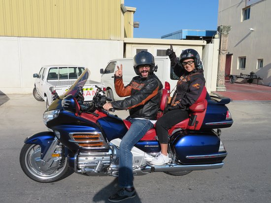 Our Day tour on Motorcycles