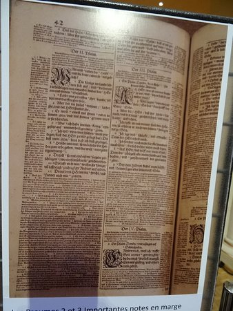 Bible de Luther (édition de 1665)