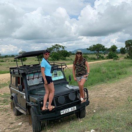 Tanzánia: Микуми парк