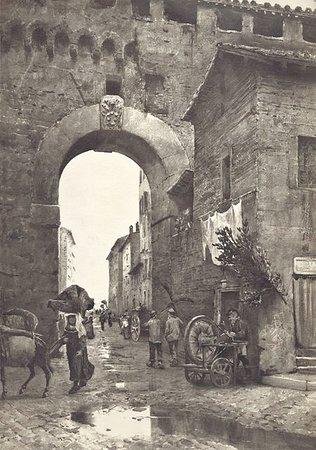Una Roma che non c'è più