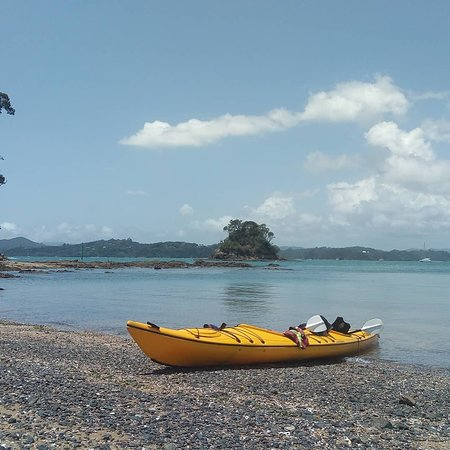 Best option for Kayaking in Paihaia