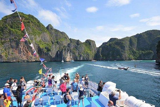 Prachtige Phi Phi-eilanden Eerste klas ...