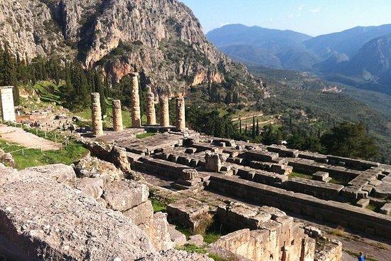 Volledige dag Delphi-Thermopylae